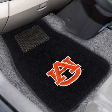 Picture of Auburn Embroidered Car Mat Set