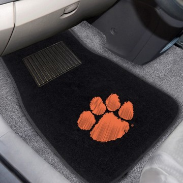 Picture of Clemson Embroidered Car Mat Set