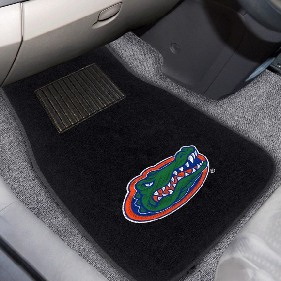 Picture of Florida Embroidered Car Mat Set