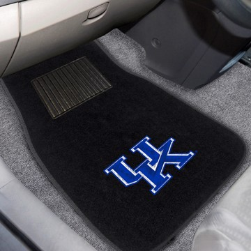 Picture of Kentucky Embroidered Car Mat Set