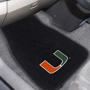 Picture of Miami Embroidered Car Mat Set
