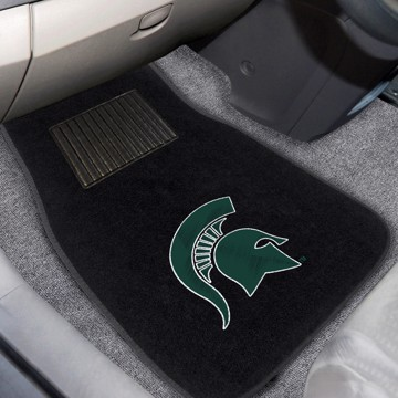 Picture of Michigan State Embroidered Car Mat Set