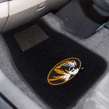 Picture of Missouri Embroidered Car Mat Set