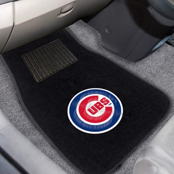 Picture of MLB - Chicago Cubs Embroidered Car Mat Set
