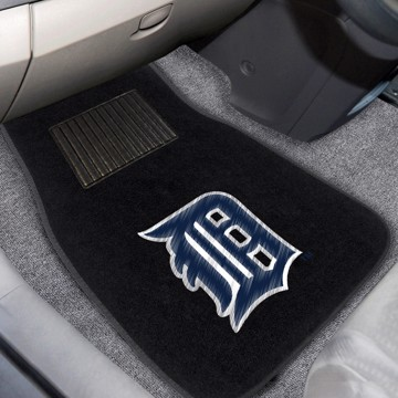 Picture of MLB - Detroit Tigers Embroidered Car Mat Set