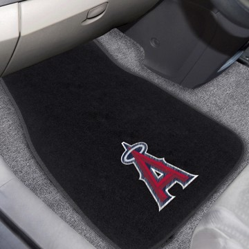 Picture of MLB - Los Angeles Angels Embroidered Car Mat Set