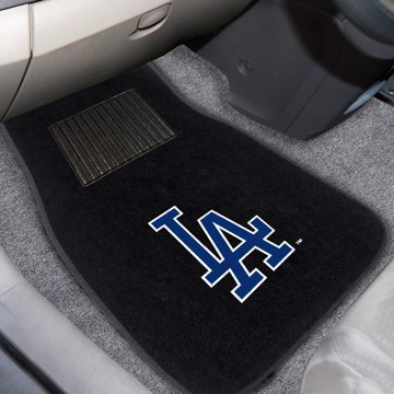 Picture of MLB - Los Angeles Dodgers Embroidered Car Mat Set