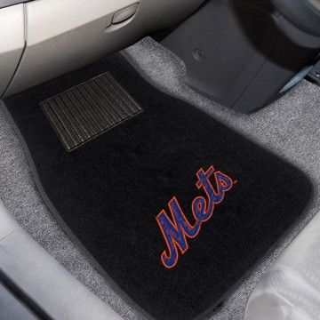 Picture of MLB - New York Mets Embroidered Car Mat Set