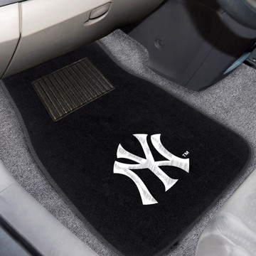 Picture of MLB - New York Yankees Embroidered Car Mat Set