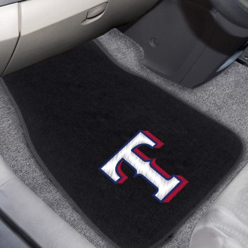 Picture of MLB - Texas Rangers Embroidered Car Mat Set