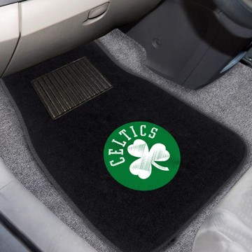 Picture of NBA - Boston Celtics Embroidered Car Mat Set