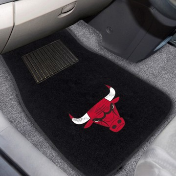 Picture of NBA - Chicago Bulls Embroidered Car Mat Set