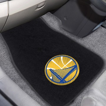 Picture of NBA - Golden State Warriors Embroidered Car Mat Set