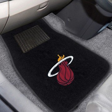 Picture of NBA - Miami Heat Embroidered Car Mat Set