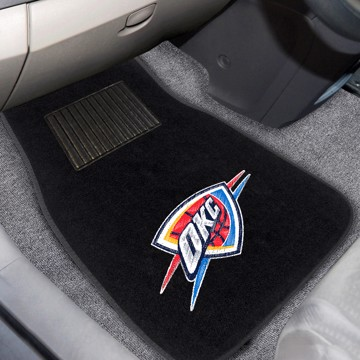 Picture of NBA - Oklahoma City Thunder Embroidered Car Mat Set