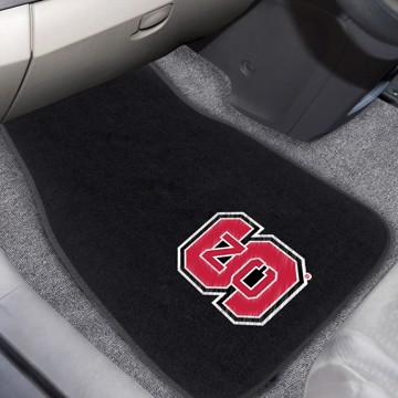 Picture of NC State Embroidered Car Mat Set