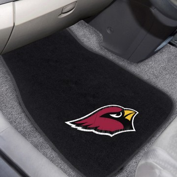 Picture of NFL - Arizona Cardinals Embroidered Car Mat Set