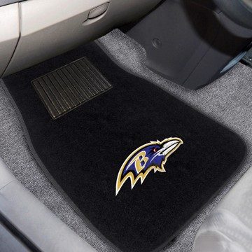 Picture of NFL - Baltimore Ravens Embroidered Car Mat Set