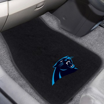Picture of NFL - Carolina Panthers Embroidered Car Mat Set