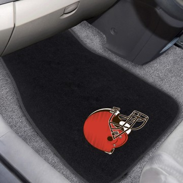 Picture of NFL - Cleveland Browns Embroidered Car Mat Set