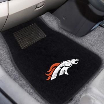 Picture of NFL - Denver Broncos Embroidered Car Mat Set
