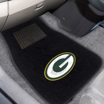 Picture of NFL - Green Bay Packers Embroidered Car Mat Set
