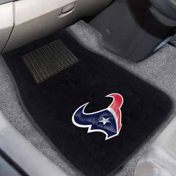 Picture of NFL - Houston Texans Embroidered Car Mat Set