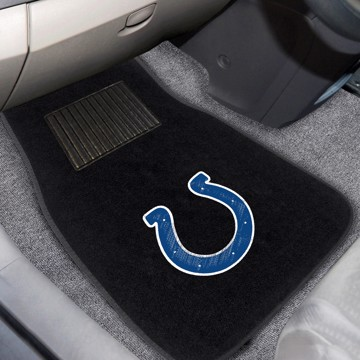 Picture of NFL - Indianapolis Colts Embroidered Car Mat Set