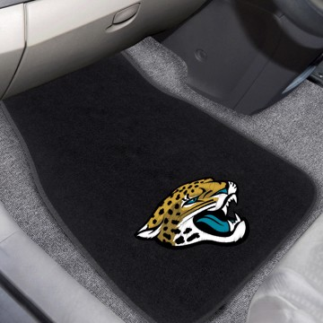 Picture of NFL - Jacksonville Jaguars Embroidered Car Mat Set