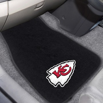 Picture of NFL - Kansas City Chiefs Embroidered Car Mat Set