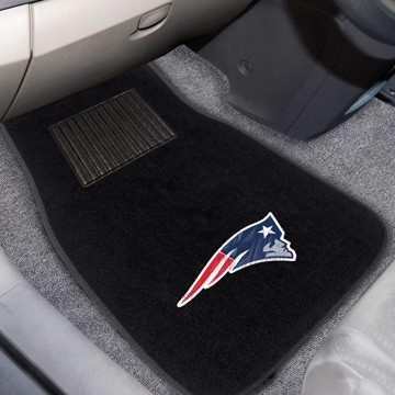 Picture of NFL - New England Patriots Embroidered Car Mat Set