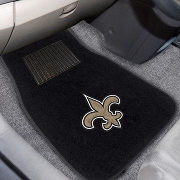 Picture of NFL - New Orleans Saints Embroidered Car Mat Set