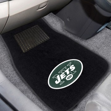 Picture of NFL - New York Jets Embroidered Car Mat Set