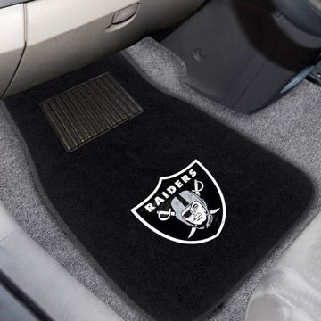 Picture of NFL - Las Vegas Raiders Embroidered Car Mat Set