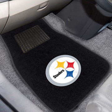 Picture of NFL - Pittsburgh Steelers Embroidered Car Mat Set
