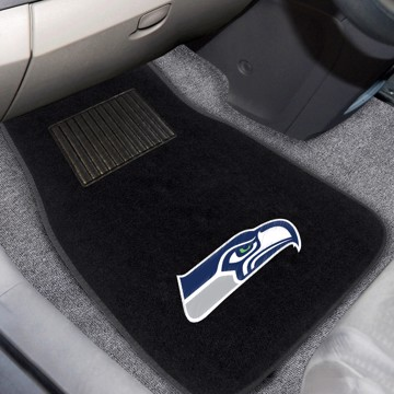 Picture of NFL - Seattle Seahawks Embroidered Car Mat Set