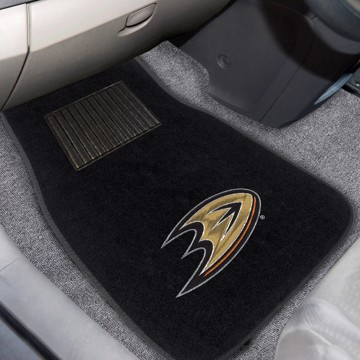 Picture of NHL - Anaheim Ducks Embroidered Car Mat Set