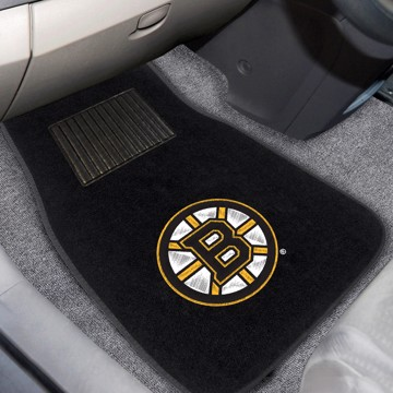 Picture of NHL - Boston Bruins Embroidered Car Mat Set