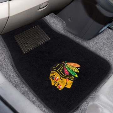 Picture of NHL - Chicago Blackhawks Embroidered Car Mat Set