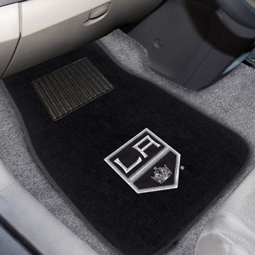 Picture of NHL - Los Angeles Kings Embroidered Car Mat Set
