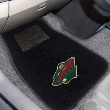 Picture of NHL - Minnesota Wild Embroidered Car Mat Set