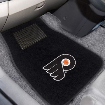 Picture of NHL - Philadelphia Flyers Embroidered Car Mat Set