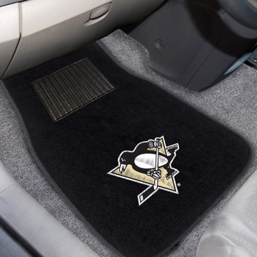Picture of NHL - Pittsburgh Penguins Embroidered Car Mat Set