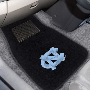 Picture of North Carolina Embroidered Car Mat Set