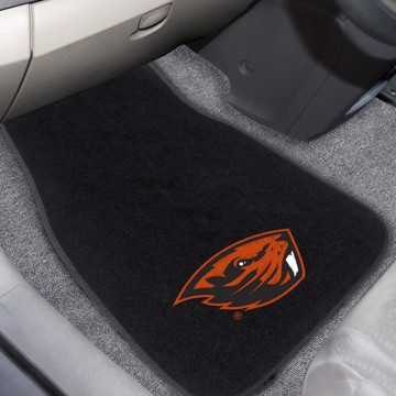 Picture of Oregon State Embroidered Car Mat Set