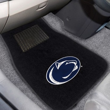 Picture of Penn State Embroidered Car Mat Set