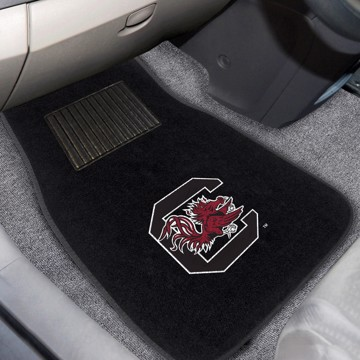 Picture of South Carolina Embroidered Car Mat Set