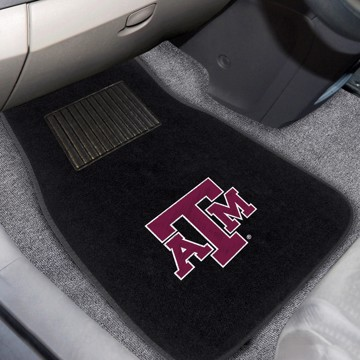 Picture of Texas A&M Embroidered Car Mat Set
