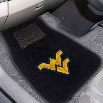Picture of West Virginia Embroidered Car Mat Set