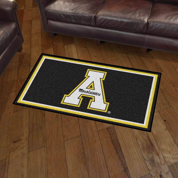 Picture of Appalachian State 3'x5' Plush Rug